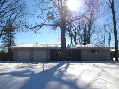 Single Family Home For Sale: 3909 Pfeiffer Ct