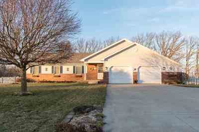 Single Family Home For Sale: 3358 Marvin Drive