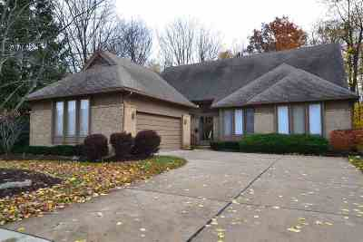 Farmington Hill Condo/Townhouse For Sale: 28748 Hidden Trails