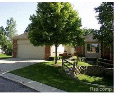 Farmington Hill Condo/Townhouse For Sale: 37098 Sandalwood