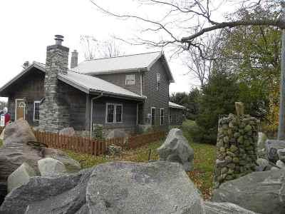 Single Family Home For Sale: 3643 E Ridgeville