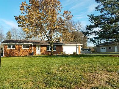 Ann Arbor Single Family Home Contingent - Financing: 1198 Sullivan Dr