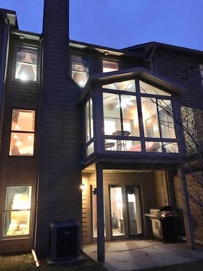 Ann Arbor Condo/Townhouse For Sale: 3463 Bent Trail Dr