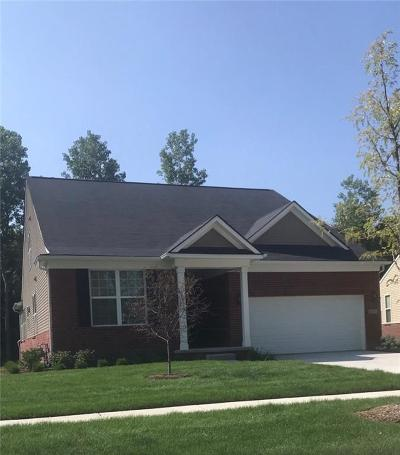 Canton Single Family Home For Sale: 4367 Brookside