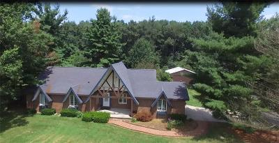 Williamston Single Family Home For Sale: 1553 Epley Rd