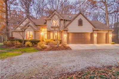 Washtenaw County Single Family Home For Sale: 711 Wildwood Ln