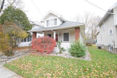 Lansing Single Family Home For Sale: 325 Leslie St