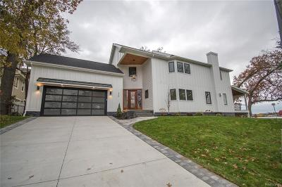Lake Orion Single Family Home For Sale: 315 Lake St