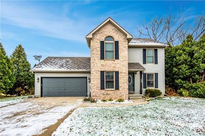 Mason Single Family Home For Sale: 866 Stag Thicket Ln