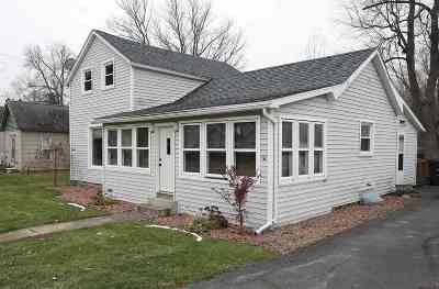 Lenawee County Single Family Home For Sale: 364 Park