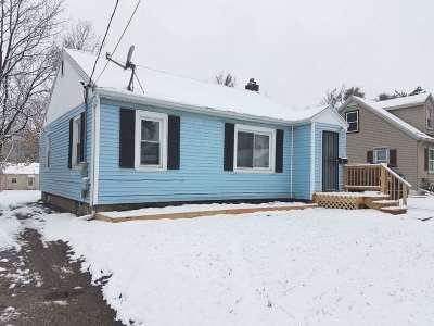 Lansing Single Family Home For Sale: 1421 N Mlk Jr Blvd