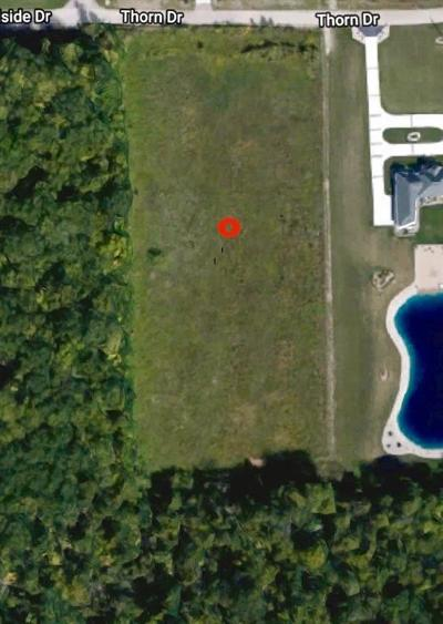 Residential Lots & Land For Sale: Thorn Dr