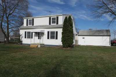 Lenawee County Single Family Home Contingent - Financing: 4030 E U.s. 223