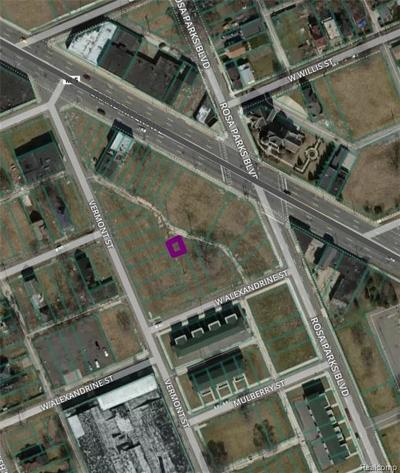 Residential Lots & Land For Sale: 1930 W Alexandrine
