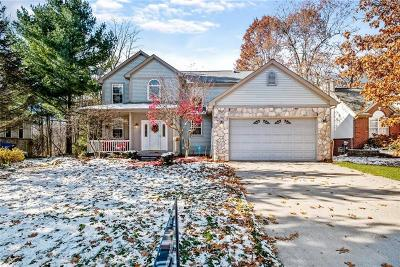 Lake Orion Single Family Home For Sale: 1184 Key West Dr
