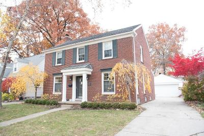 Single Family Home For Sale: 1055 Beechmont St