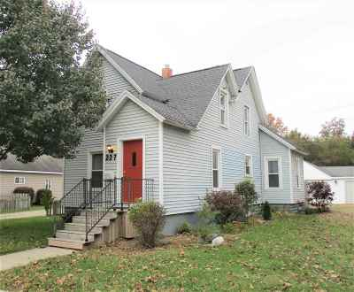 Washtenaw County Single Family Home For Sale: 227 County
