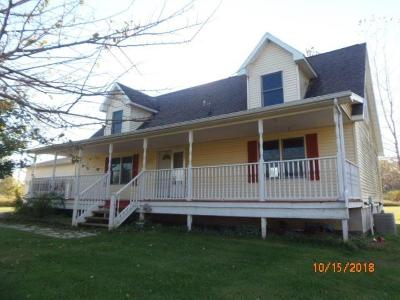 Single Family Home For Sale: 660 S Gregory Rd