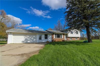 Lenawee County Single Family Home For Sale: 4999 Whig Hiwy