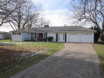 Lenawee County Single Family Home For Sale: 8946 Seneca Hwy