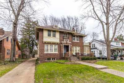 Cass Ave Sub Single Family Home For Sale: 95 S Wilson Blvd