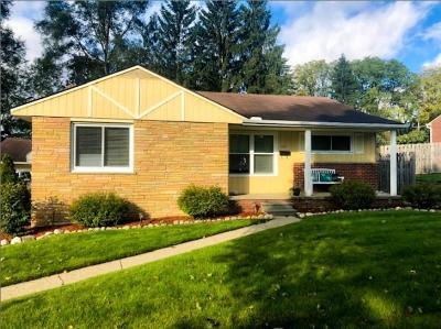 Milford Single Family Home For Sale: 401 Bennett Street