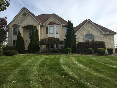 Plymouth Single Family Home For Sale: 11752 Hopkins Dr