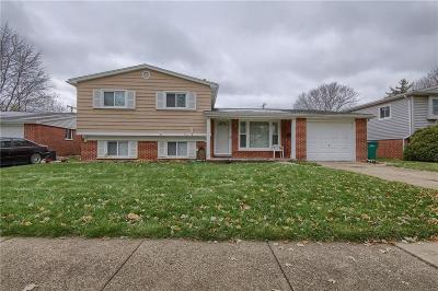 Washtenaw County Single Family Home For Sale: 1164 Gault Dr