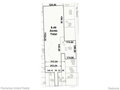 Farmington Hill Residential Lots & Land For Sale: 21505 Parker St