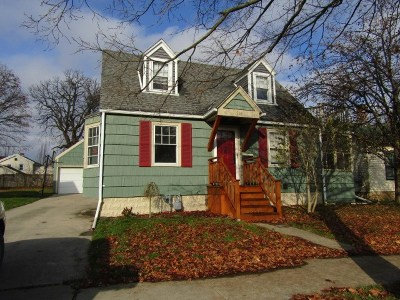 Lenawee County Single Family Home For Sale: 913 E Church