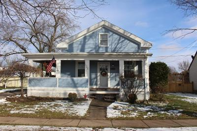 Grass Lake Single Family Home For Sale: 135 S Lake St