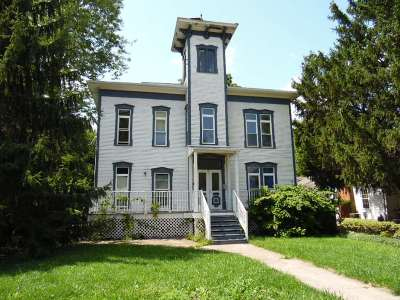 Lenawee County Multi Family Home For Sale: 464 S Main