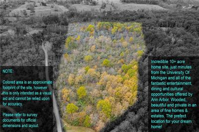 Ann Arbor Residential Lots & Land For Sale: 5430 Meadowcrest Dr