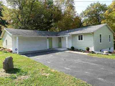 Onsted Single Family Home For Sale: 7739 Clairmont