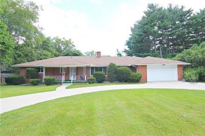 Belleville Single Family Home For Sale: 49321 Wear Rd