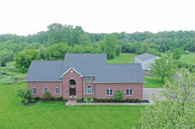 Ann Arbor Single Family Home For Sale: 3692 Thorn Tree Crt
