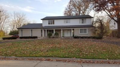 Southfield Single Family Home For Sale: 22465 Kenwyck Dr