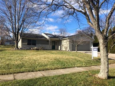 Novi Single Family Home For Sale: 24433 Bonnie Brook Dr