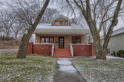 Northville Single Family Home For Sale: 101 Baseline Road