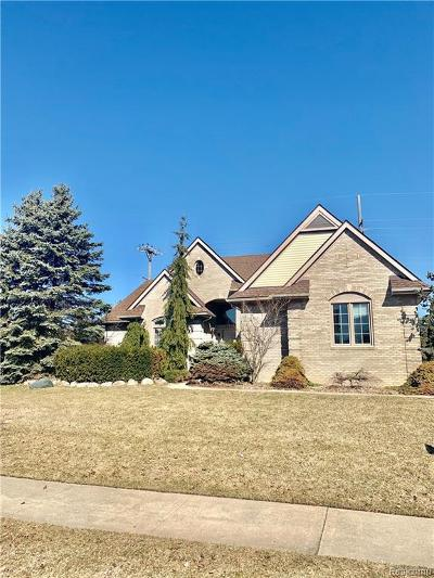 Plymouth Single Family Home For Sale: 9088 Countrywood Dr