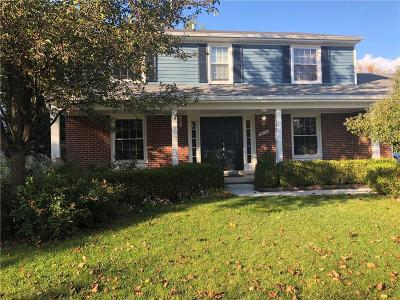 Livonia Single Family Home For Sale: 34110 Fonville Crt