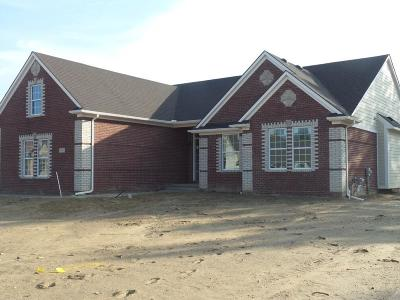 Livonia Single Family Home For Sale: 35315 Milana Drive
