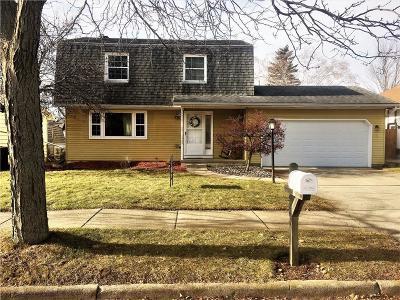 Lansing Single Family Home For Sale: 5206 Sunrose Ave