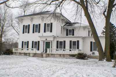 Hudson MI Single Family Home For Sale: $269,900