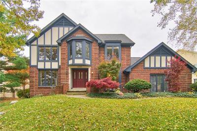 Farmington Hill Single Family Home For Sale: 39093 Kennedy Dr