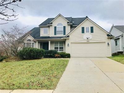 Ann Arbor Single Family Home For Sale: 4890 N Ridgeside Cir