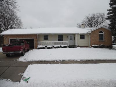 Lansing Single Family Home For Sale: 1700 Shubel Ave