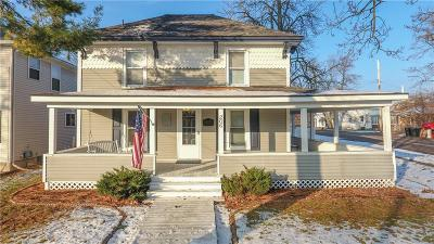 Lake Orion Single Family Home For Sale: 206 W Flint St