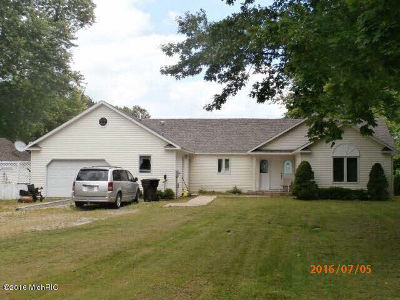 Hillsdale Single Family Home For Sale: 101 Lakeview Dr