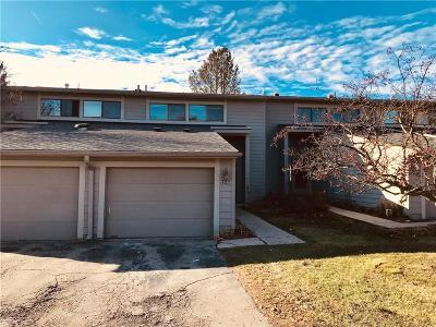 Ann Arbor Condo/Townhouse For Sale: 727 Peninsula Crt